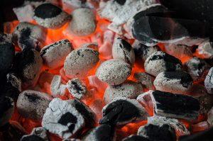 węgiel w domach