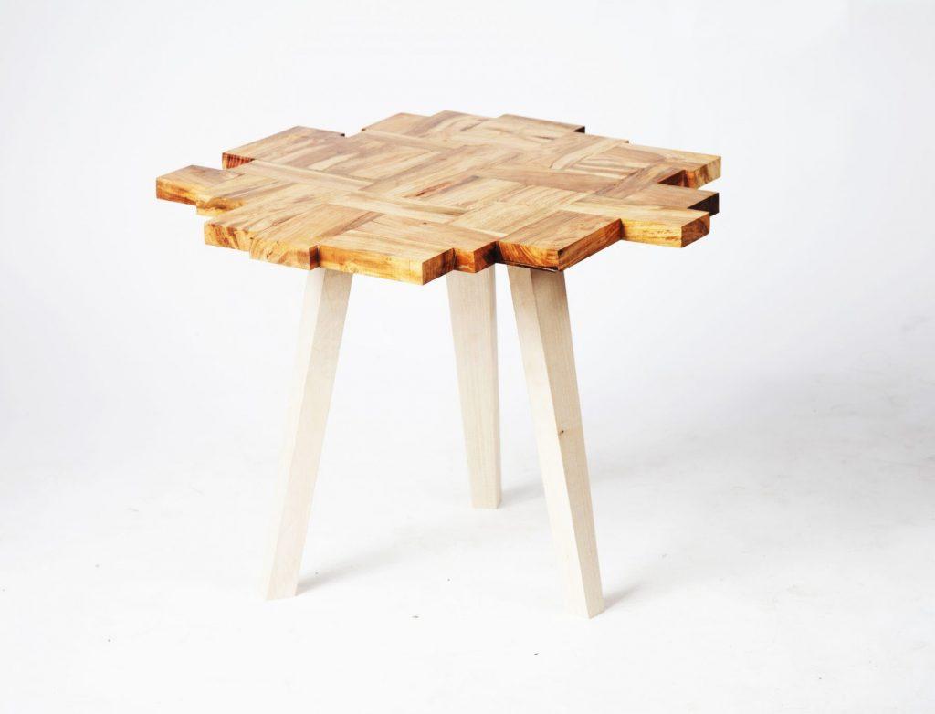 "Jan Garstka ""Splated Table"""